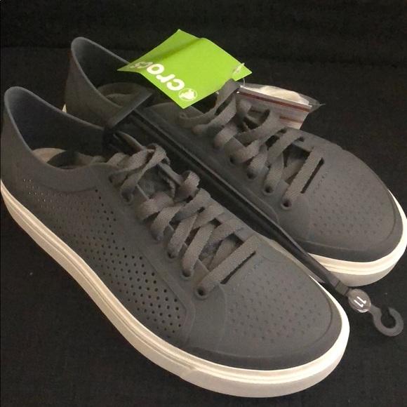 CROCS Shoes | Womens Croc Sneakers Nwt